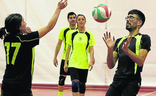 Un torneo de voleibol para visibilizar a la comunidad LGTB en Vitoria
