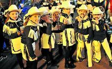 Haro ultima los preparativos para el desfile del Carnaval Popular