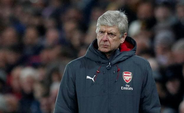 Arsene Wenger, técnico del Arsenal. /Andrew Couldridge (Reuters)