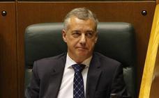 Urkullu «respalda» la «labor excepcional» de la Ertzaintza en el 'caso De Miguel'