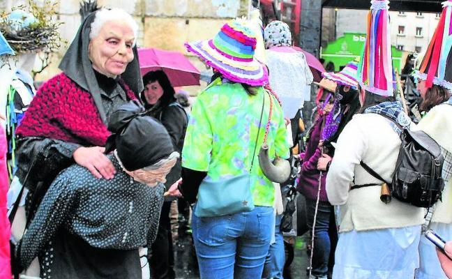 Los Carnavales de Ermua arrancan el próximo jueves con 'Eguen zuri'