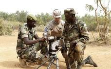 El Ejército entra en la boca del lobo yihadista