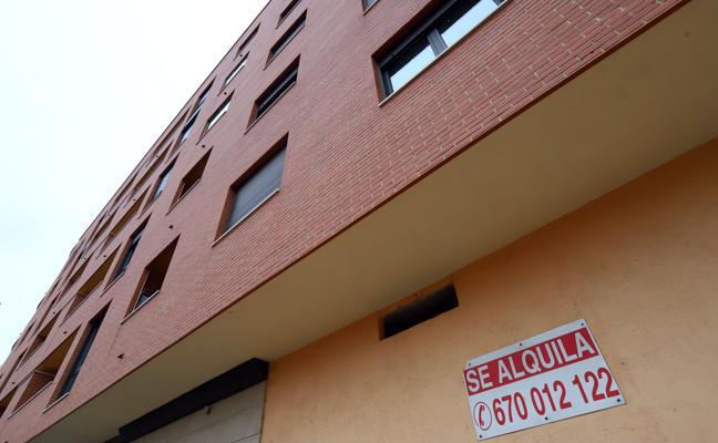El primer trimestre de las ayudas al alquiler da 2.165 euros lo que supone un 1%