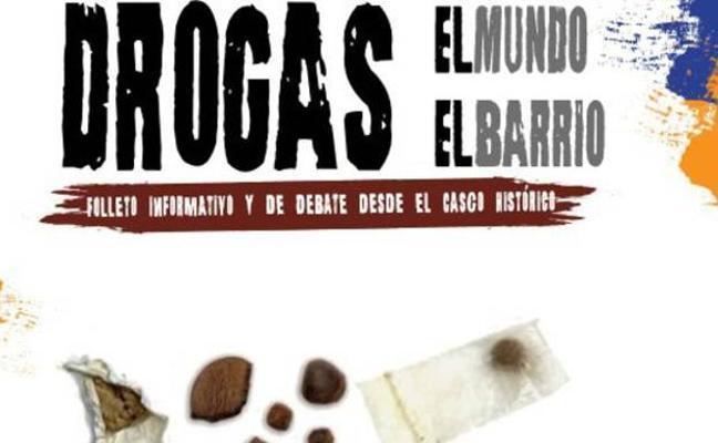 Polémico folleto en Zaragoza: «Pulverizar bien la cocaína reduce la aparición de hemorragias»