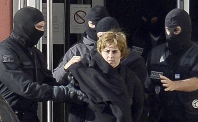 La etarra Lesaka rechaza parte de las acusaciones por la que es juzgada en París