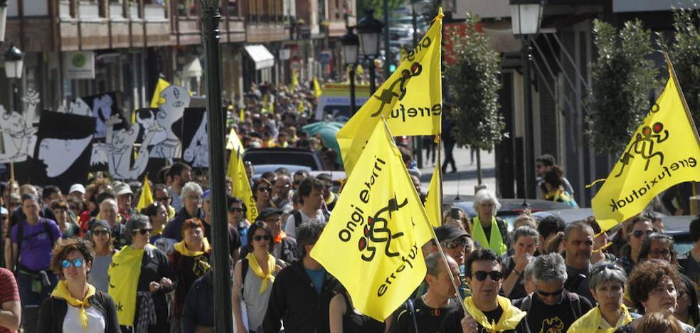 El Gobierno vasco espera acoger este año a 700 nuevos refugiados