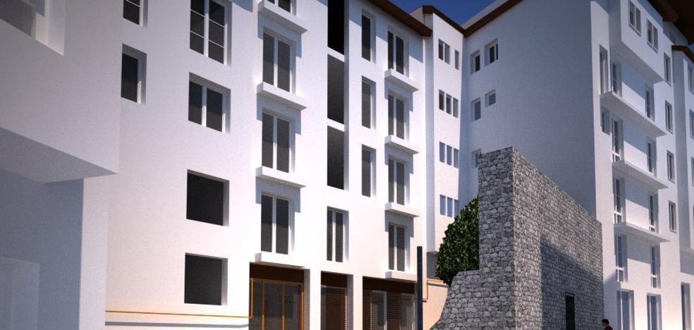 Bermeo contará con una nueva zona de ocio en Bekoportala este verano