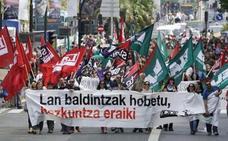 Los sindicatos convocan movilizaciones y un paro el 20 de marzo en colegios concertados vascos