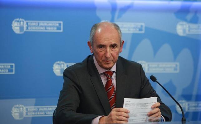 El Gobierno vasco quiere acordar con Madrid y París una nueva política penitenciaria