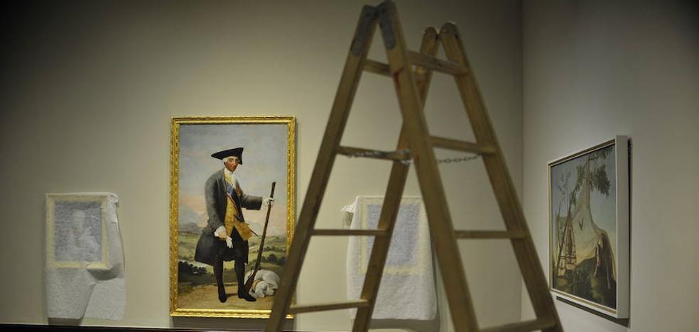 El Bellas Artes de Bilbao mostrará al Goya más cortesano