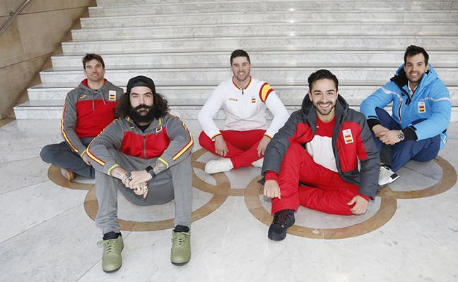 España aumenta su representación olímpica a 13 deportistas