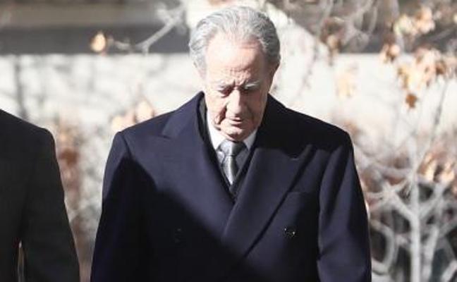 Villar Mir desmiente al cerebro de la trama y niega pagos en 'b' al gobierno madrileño de Aguirre