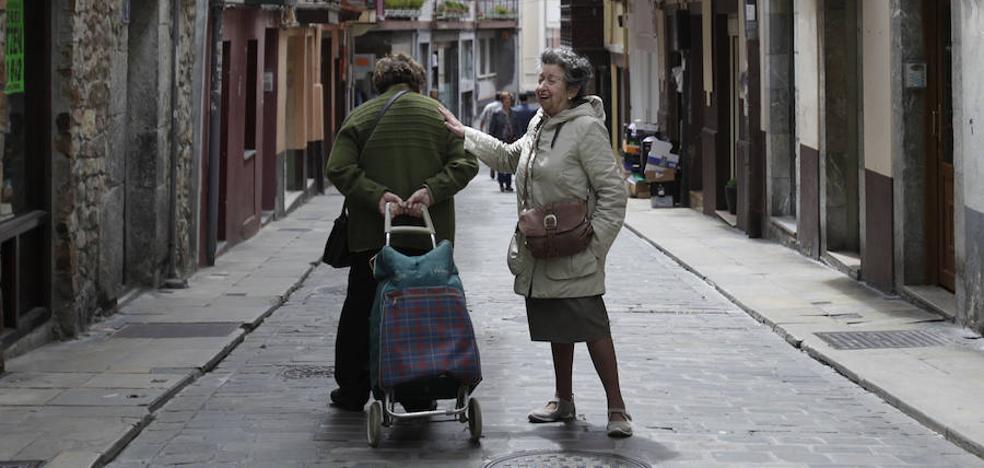 Bermeo evalúa la situación socio-urbanística del casco viejo para impulsar su revitalización