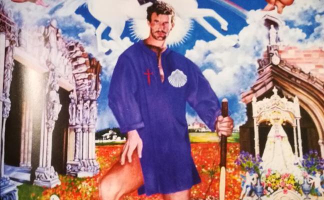 «Erótico» apóstol Santiago