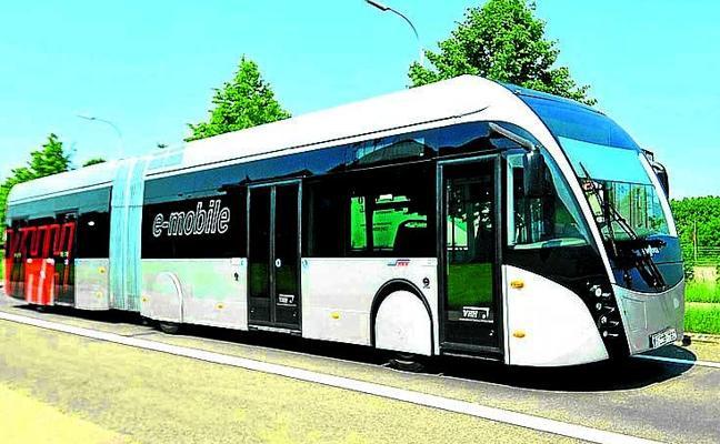 El 'bus exprés' de Vitoria se tropieza con las cocheras de Tuvisa