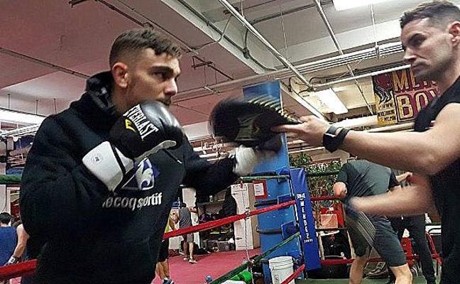 Suspendida la pelea de Jon Fernández en Nueva York por un herpes de su rival