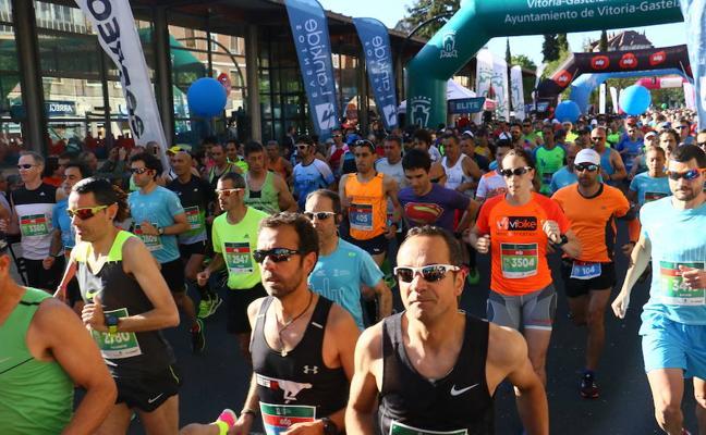 La Federación Española de Atletismo homologa los circuitos del Maratón Martín Fiz