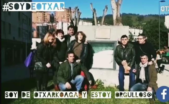 «Somos de Otxarkoaga y estamos orgullosos»