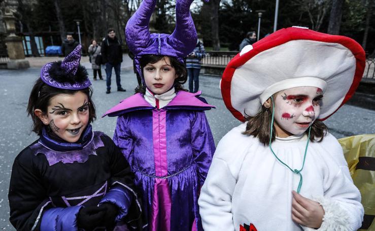 Jueves de Lardero para arrancar el Carnaval de Vitoria
