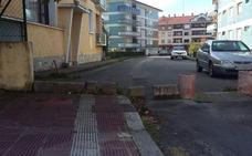 Cambio de estética para las calles Argiñena y Tribiñu Alde de Gorliz