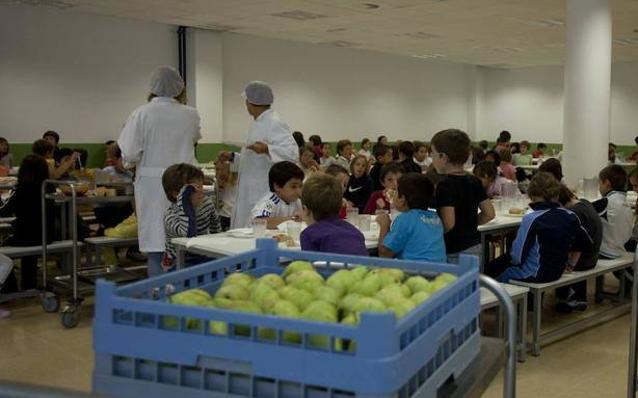 El Parlamento vasco investigará el fraude de los comedores escolares