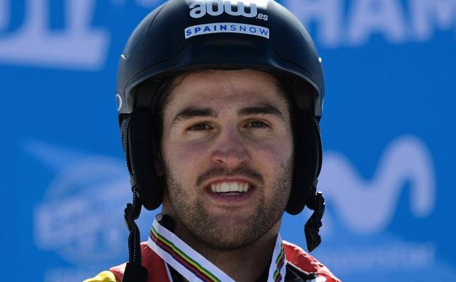 Lucas Eguibar: «La sorpresa sería una medalla»
