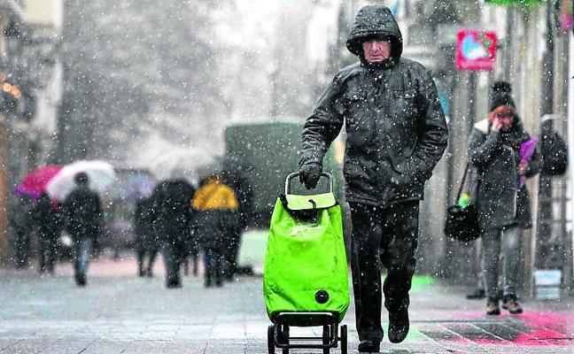 El consumo de calefacción se dispara un 19% en Álava