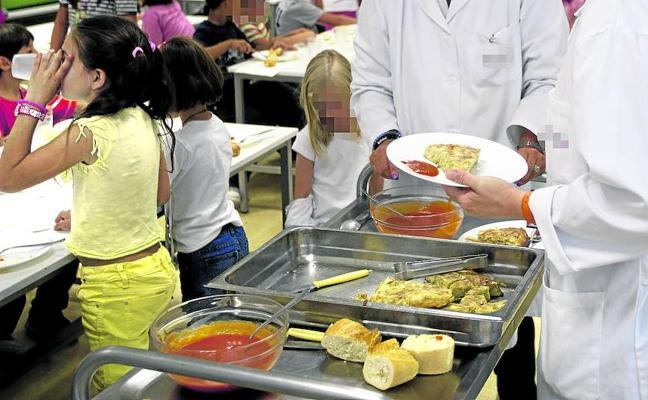 Condenan a siete empresas vascas por pactar el precio de los menús escolares