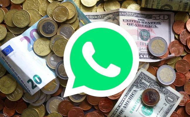 Los pagos móviles llegan a WhatsApp