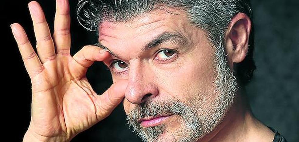 Nacho Guerreros: «'Cristal' me pareció una obra maestra»