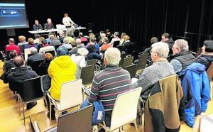 Ermua celebra su primera reunión para elaborar la normativa de subvenciones