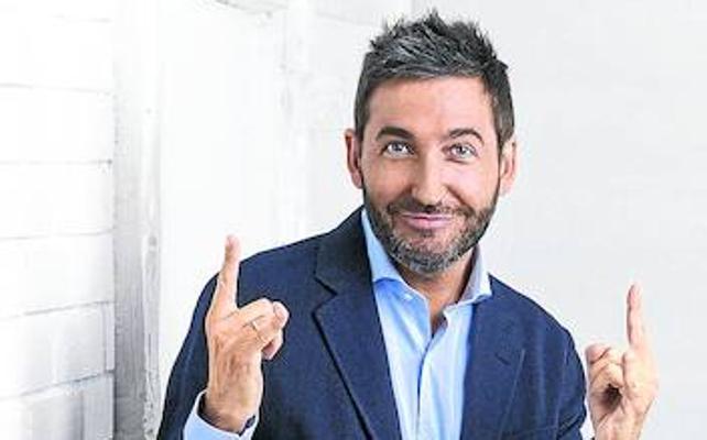 Frank Blanco: «El buen rollo en 'Zapeando' es real»