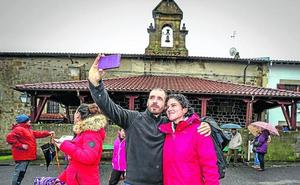«Soñaba con casarme en Santa Águeda»