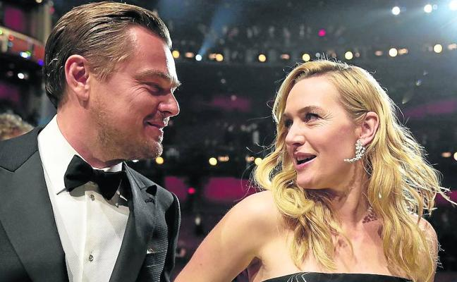 Leonardo DiCaprio y Kate Winslet: las cenas con sus fans que salvaron la vida de una enferma