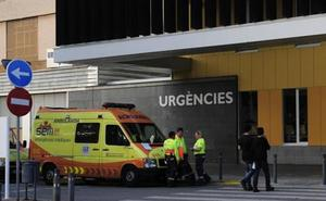 Fallece un bebé de 11 meses por meningitis en Sabadell