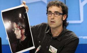 El Gobierno vasco ve «desproporcionada» la condena al ertzaina que golpeó a una senadora de Amaiur