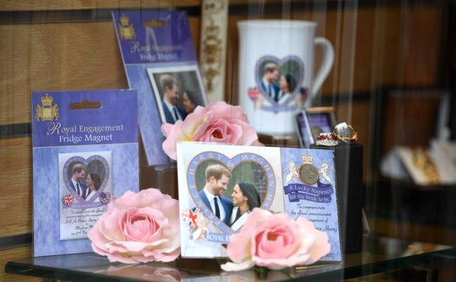 El príncipe Enrique y Meghan Markle revelan más detalles sobre su boda