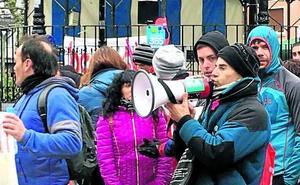 Un mediador del Gobierno vasco busca desbloquear la huelga en los polideportivos de Erandio