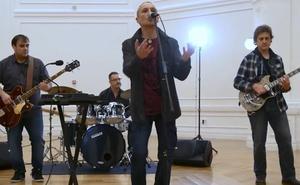 Rocksarito elige el casino de Llodio para su videoclip