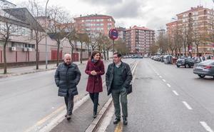 Los vecinos de Sansomendi volverán a aparcar junto al cuartel