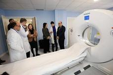 Txagorritxu estrena un escáner que rastrea el cuerpo en 10 segundos