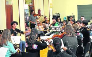 Las 345 Becas Sánchez del Río ofertan 34.500 euros a los estudiantes de Haro