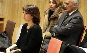 Condenan a Juana Rivas a pagar 1.912 euros a su expareja por los gastos ocasionados
