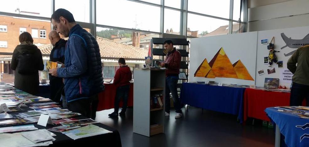 Arrigorriaga celebra este fin de semana la feria vacacional para jóvenes