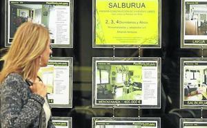 Álava es el territorio vasco donde más creció en 2017 la compraventa de viviendas