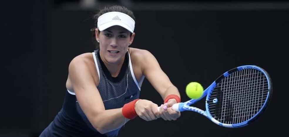 Muguruza y Carla Suárez empiezan con victorias en Doha