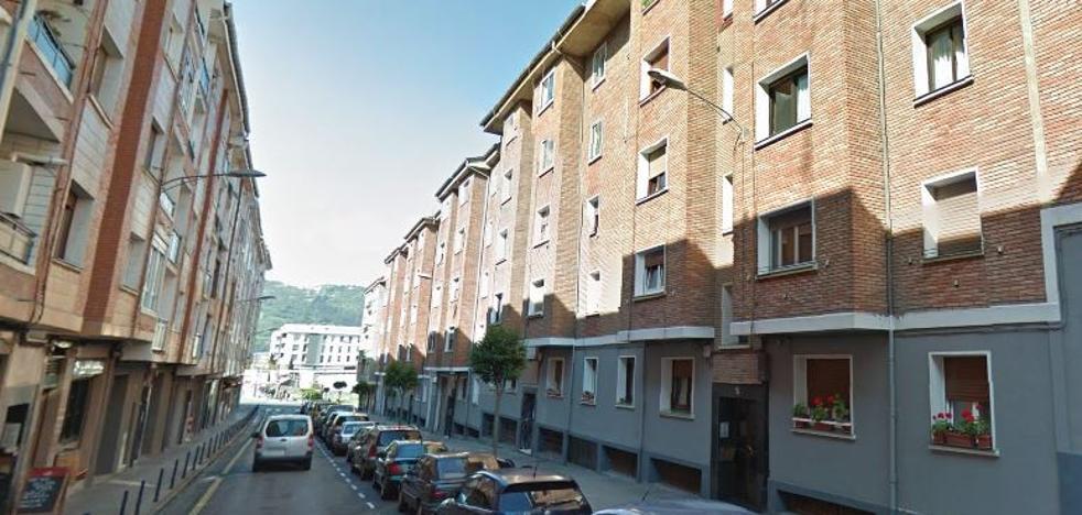 Dos heridos en una pelea con navajas y botellas entre menores en Portugalete