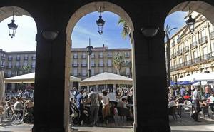 El Tribunal Superior respalda los límites a la hostelería en el Casco Viejo de Bilbao