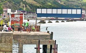 El Puerto destinará 3,2 millones de euros a construir un muelle y una explanada en Erandio