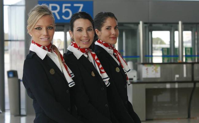 ¿Quieres trabajar en Air Nostrum? Bilbao acoge pruebas para tripulantes de cabina la próxima semana